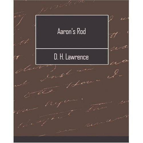 Large book cover: Aaron's Rod