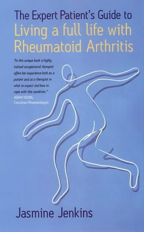 Large book cover: Living a Full Life with Rheumatoid Arthritis