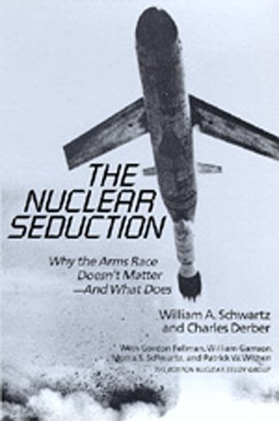 Large book cover: The Nuclear Seduction