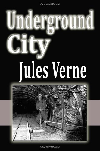 Large book cover: The Underground City