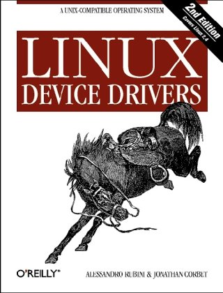 Large book cover: Linux Device Drivers, 3rd Edition