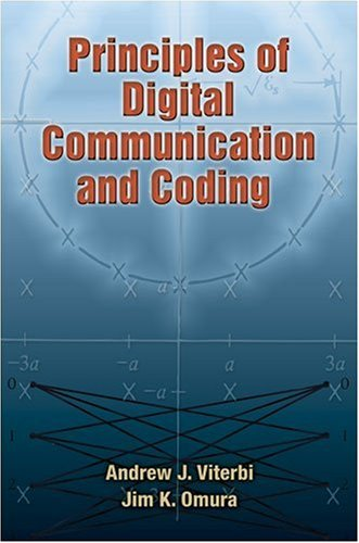 Large book cover: Principles of Digital Communication and Coding
