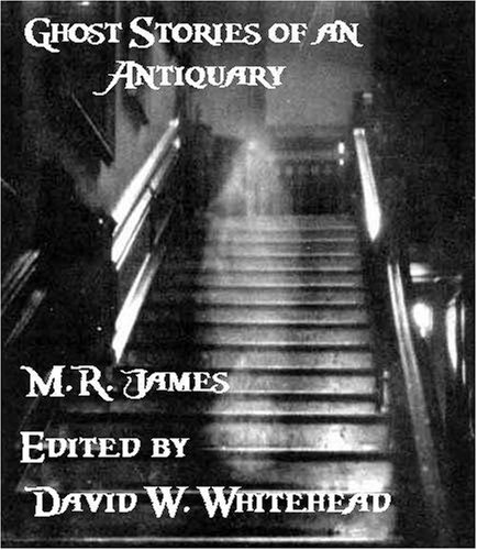 Large book cover: Ghost Stories of an Antiquary