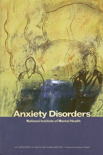 Large book cover: Anxiety Disorders