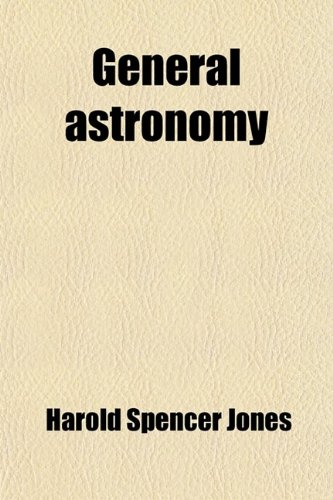 Large book cover: General Astronomy