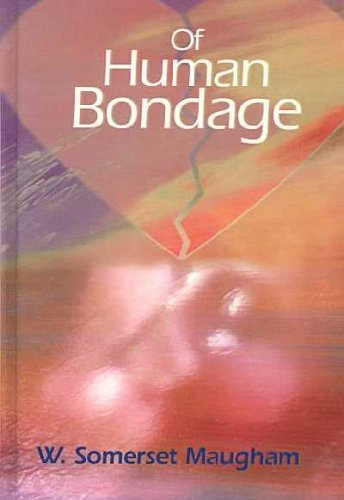 Large book cover: Of Human Bondage
