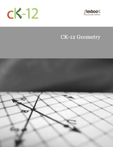 Large book cover: CK-12 Geometry