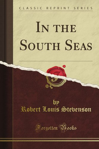 Large book cover: In the South Seas