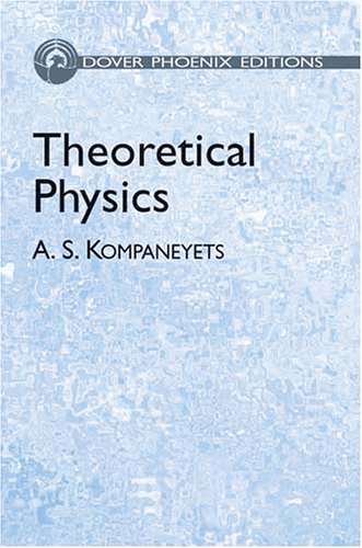 Large book cover: Theoretical Physics