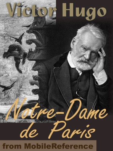 Large book cover: Notre-Dame De Paris