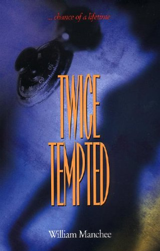 Large book cover: Twice Tempted