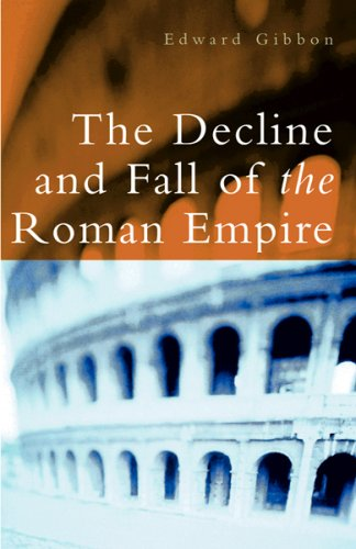 Large book cover: The History of the Decline and Fall of the Roman Empire