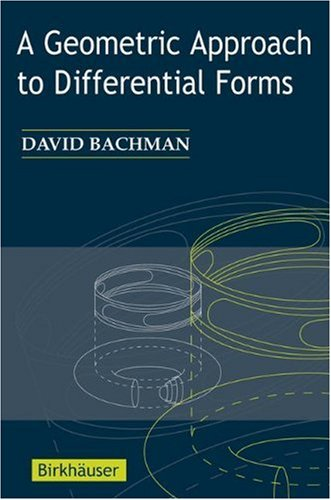 Large book cover: A Geometric Approach to Differential Forms