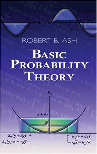 Large book cover: Basic Probability Theory