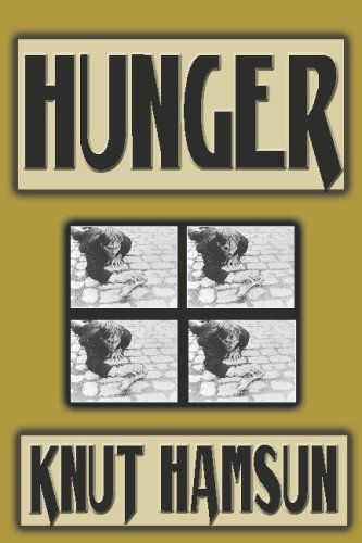 Large book cover: Hunger