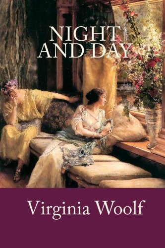 Large book cover: Night and Day