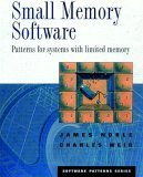 Large book cover: Small Memory Software: Patterns for systems with limited memory