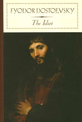 Large book cover: The Idiot