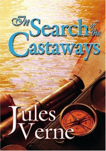 Large book cover: In Search of the Castaways