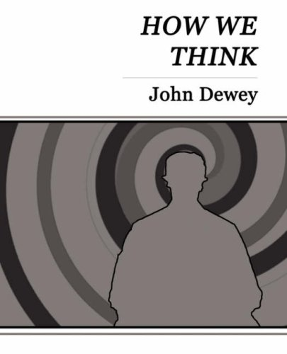 Large book cover: How We Think