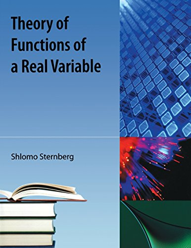 Large book cover: Theory of Functions of a Real Variable