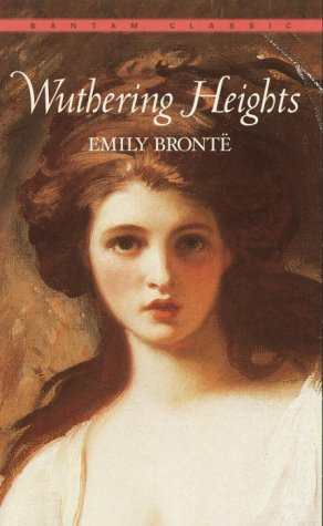 Large book cover: Wuthering Heights