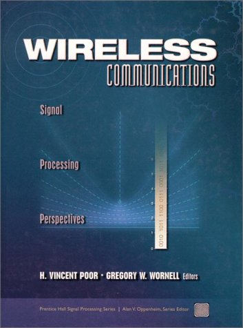 Large book cover: Wireless Communications: Signal Processing Perspectives