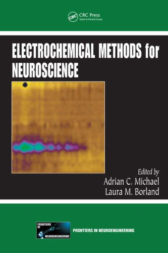 Large book cover: Electrochemical Methods for Neuroscience