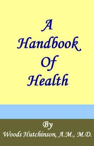 Large book cover: A Handbook of Health