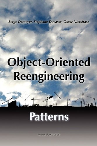 Large book cover: Object-Oriented Reengineering Patterns