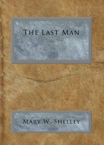 Large book cover: The Last Man