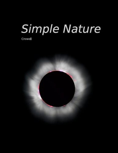 Large book cover: Simple Nature