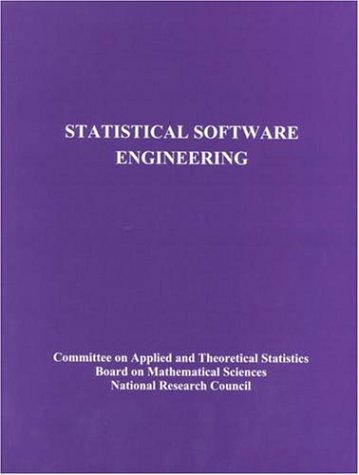 Large book cover: Statistical Software Engineering