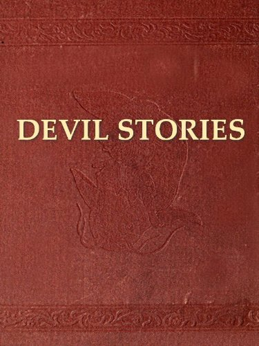 Large book cover: Devil Stories