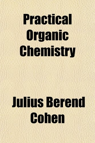 Large book cover: Practical Organic Chemistry