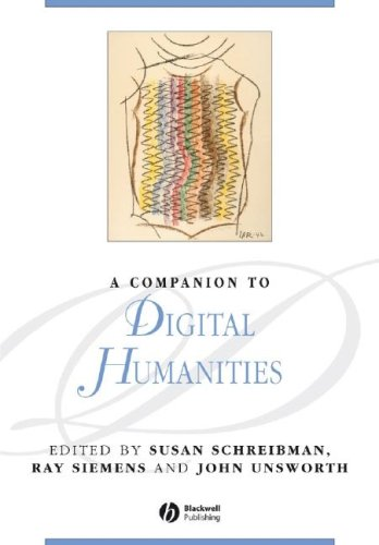 Large book cover: A Companion to Digital Humanities