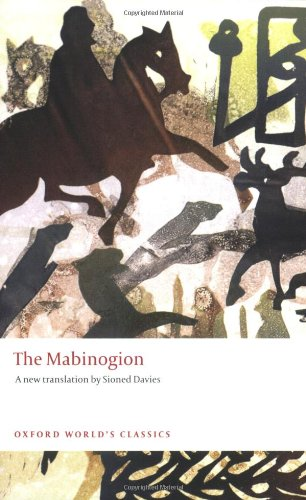 Large book cover: The Mabinogion
