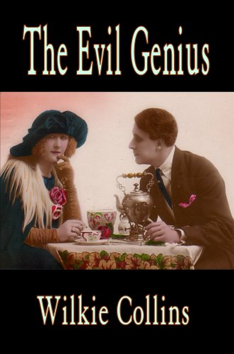 Large book cover: The Evil Genius