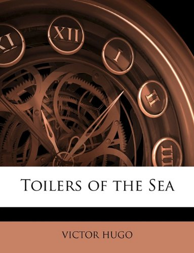 Large book cover: Toilers of the Sea