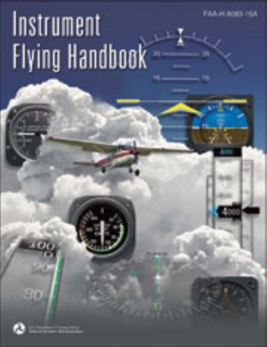 Large book cover: Instrument Flying Handbook
