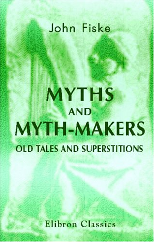 Large book cover: Myths and Myth-Makers