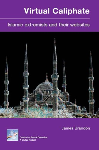 Large book cover: Virtual Caliphate: Islamic Extremists and Their Websites