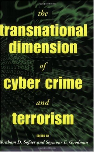 Large book cover: The Transnational Dimension of Cyber Crime and Terrorism
