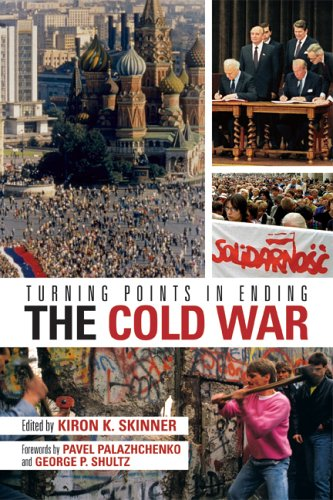 Large book cover: Turning Points in Ending the Cold War