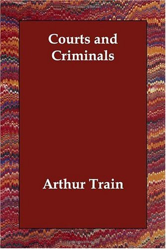 Large book cover: Courts and Criminals