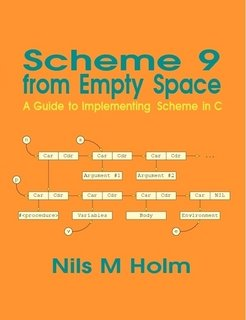 Large book cover: Scheme 9 from Empty Space