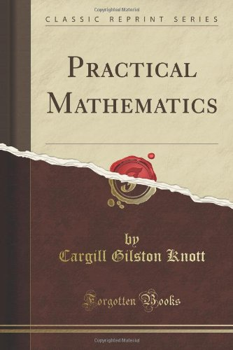 Large book cover: Practical Mathematics