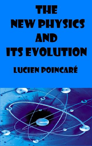 Large book cover: The New Physics and Its Evolution