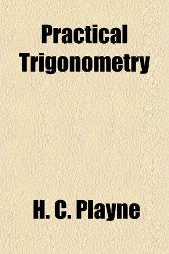 Large book cover: Practical Trigonometry