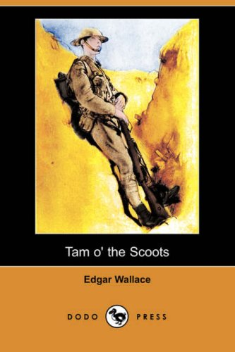 Large book cover: Tam o' the Scoots